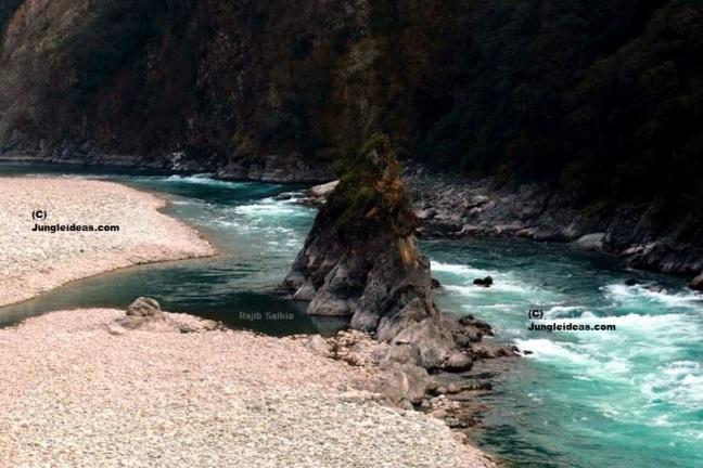 Golden Pagoda Namsai, Kamlang Wildlife Sanctuary, Tezu, Arunachal Pradesh Tourism