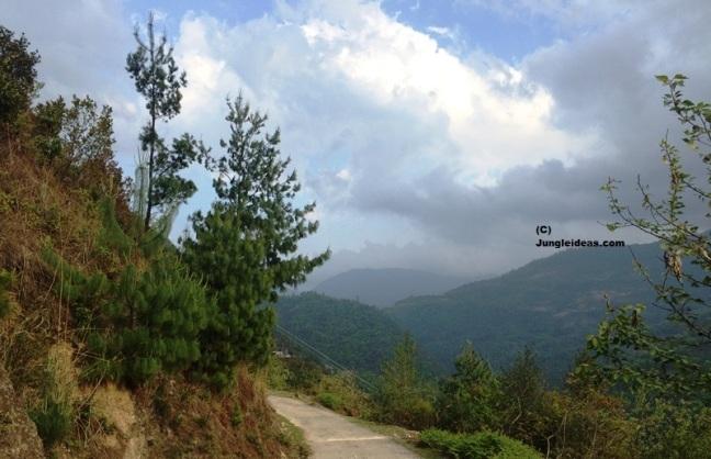 Arunachal Pradesh, Arunachal Tourism, Thembang Village, Bailey Trek, Thembang Homestays